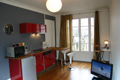 Appartement à PARIS - Location vacances, location saisonnière n°11679 Photo n°5 thumbnail