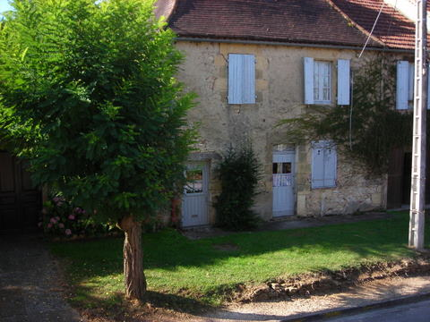 House in Siorac en périgord - Vacation, holiday rental ad # 11696 Picture #0