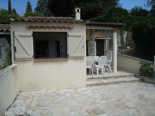 House in valbonne - Vacation, holiday rental ad # 11729 Picture #0