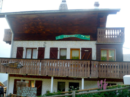 Flat Chatel - 10 people - holiday home  #11791