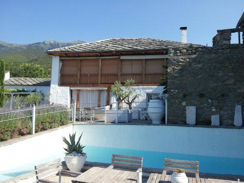 Maison Kavala Domatia - 8 personnes - location vacances  n°11878