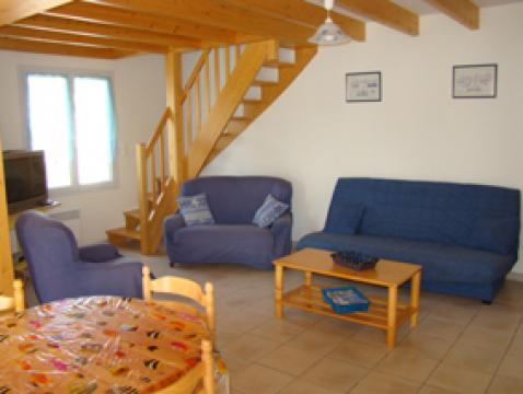 House in GRAND-VILLAGE-PLAGE - Vacation, holiday rental ad # 11912 Picture #2