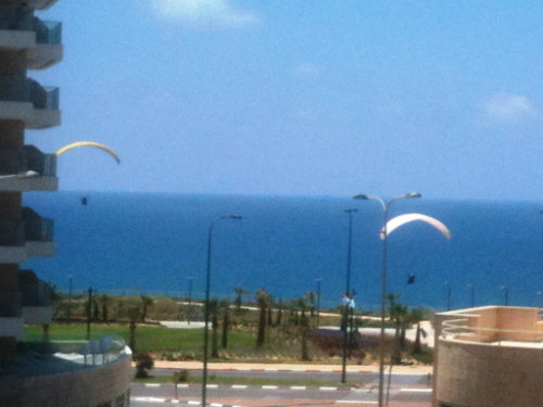 Flat Netanya - 7 people - holiday home  #11971