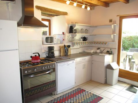Gite in Plougasnou - Vacation, holiday rental ad # 12005 Picture #2