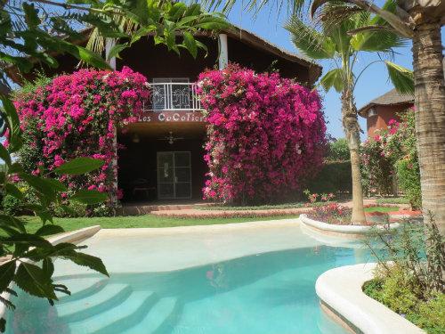 Maison Saly - 6 personnes - location vacances  n°12041