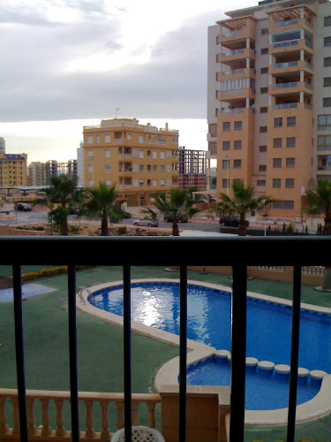 Flat in Guardamar del Segura - Vacation, holiday rental ad # 12104 Picture #1