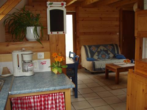 Gite Mittlach - 5 Personen - Ferienwohnung N°12166