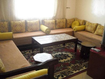 Appartement à La panne pour  4 personnes