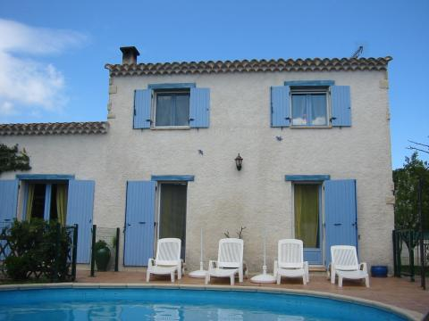 House in Grau d'Agde - Vacation, holiday rental ad # 12186 Picture #5