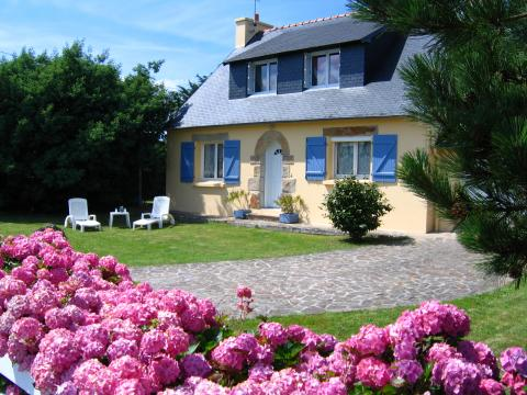House Crozon - Lanvéoc - 8 people - holiday home