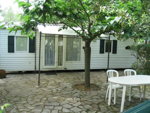 Mobile home in Fréjus - Vacation, holiday rental ad # 1222 Picture #1
