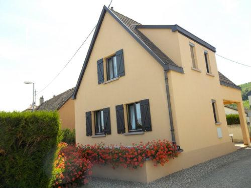 Gite Wintzenheim - 4 personnes - location vacances  n�12243