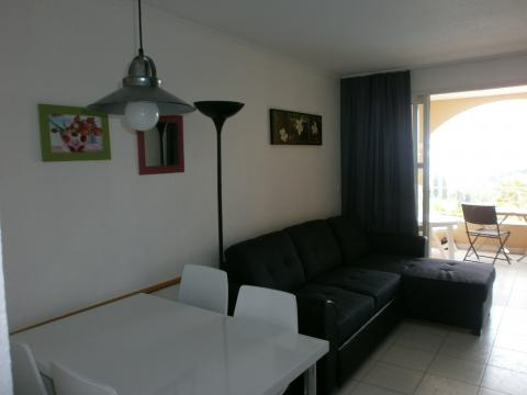 Studio in agay - Vacation, holiday rental ad # 12246 Picture #2