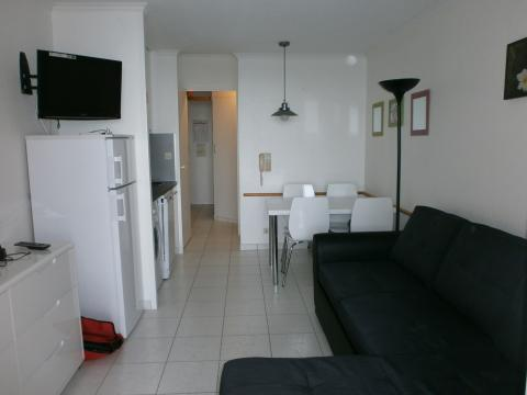 Studio in agay - Vacation, holiday rental ad # 12246 Picture #3