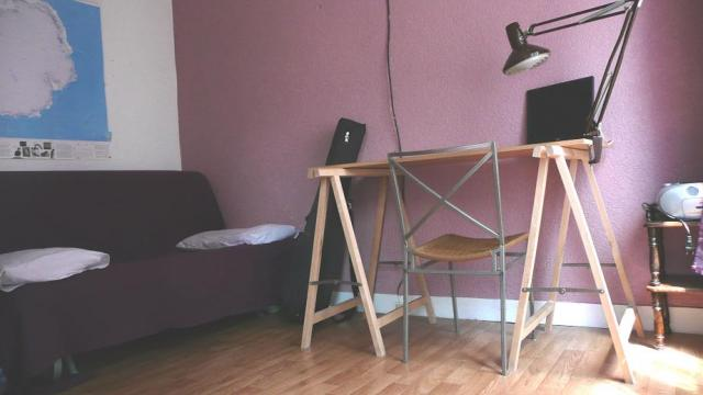Studio in Paris - Vacation, holiday rental ad # 12371 Picture #0