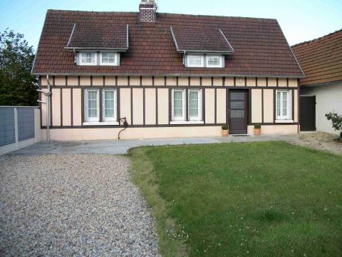House in Dieppe - Vacation, holiday rental ad # 12420 Picture #0