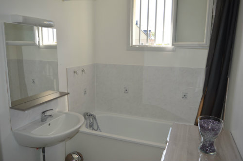 House in Saint laurent sur mer - Vacation, holiday rental ad # 12504 Picture #9