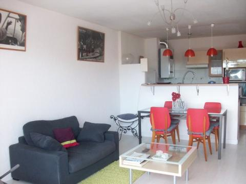 Flat in LA BAULE ESCOUBLAC - Vacation, holiday rental ad # 12519 Picture #2