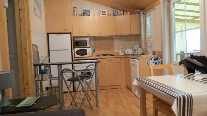 Chalet in Saint Pierre d'Oléron - Vacation, holiday rental ad # 12679 Picture #0