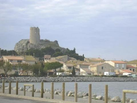 Flat in Gruissan - Vacation, holiday rental ad # 1474 Picture #1