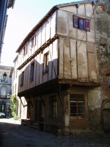Maison Lagrasse - 5 personnes - location vacances  n°1564