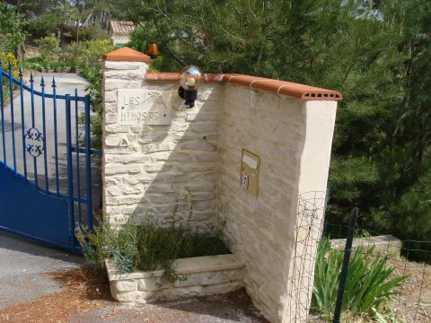 Gite in LEZIGNAN CORBIERES - Vacation, holiday rental ad # 1597 Picture #9