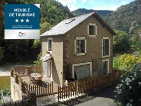 Gite Sainte Enimie - 4 personnes - location vacances  n°1613
