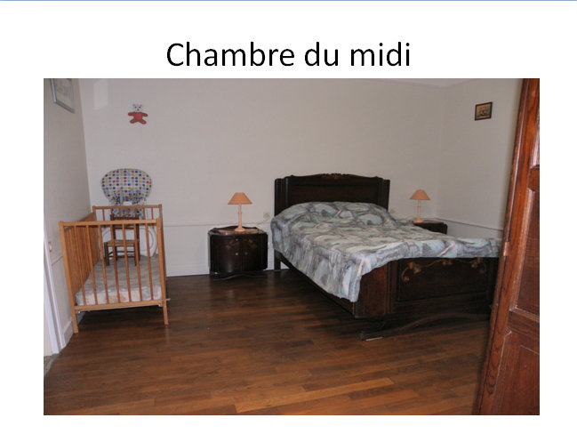 House in Braucourt - Vacation, holiday rental ad # 1625 Picture #3