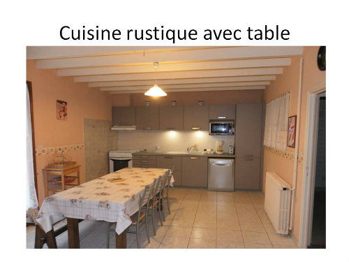 House in Braucourt - Vacation, holiday rental ad # 1625 Picture #5