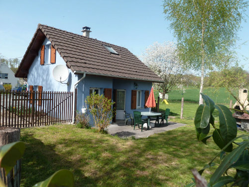 Gite Elbach 68210 - 4 people - holiday home  #1633