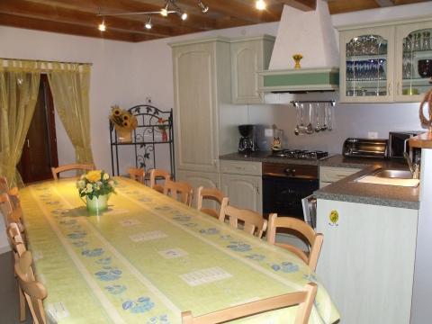 Gite Ferdrupt - 14 personnes - location vacances  n°1773