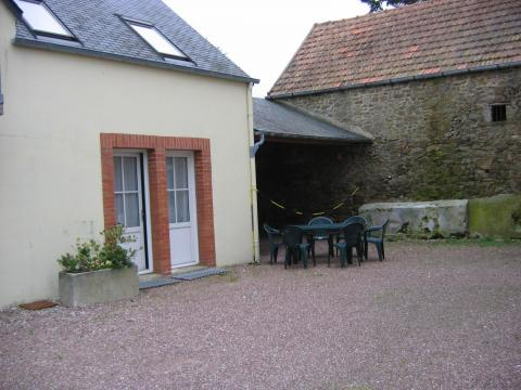 Flat in Saint Vaast la Hougue - Vacation, holiday rental ad # 1867 Picture #0