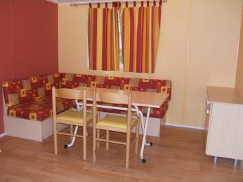 mobil home levier louer pour 6 personnes location n 1988. Black Bedroom Furniture Sets. Home Design Ideas