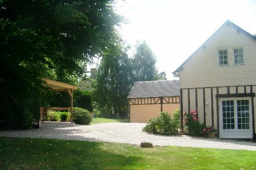 Gite St Brice De Landelles - 6 personnes - location vacances  n�2000