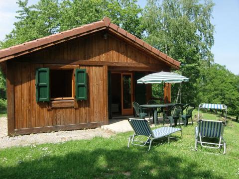 Gite 4 personen Roumegoux - Vakantiewoning  no 2001