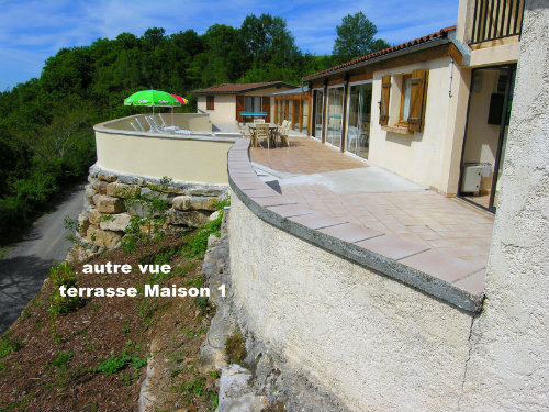 House in Les Albres - Vacation, holiday rental ad # 2066 Picture #3