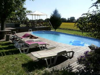 Gite in Puylaurens for rent for  6 people - rental ad #2104