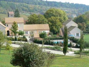 House in Nantoux - Vacation, holiday rental ad # 2105 Picture #2