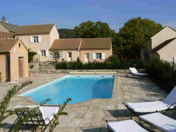 House in Nantoux - Vacation, holiday rental ad # 2105 Picture #0