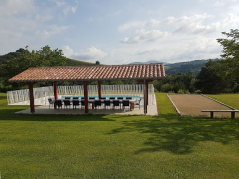 House in La Bastide Clairence - Vacation, holiday rental ad # 2126 Picture #19