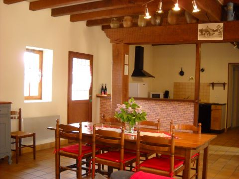 Gite in Mennetou sur cher - Vacation, holiday rental ad # 2140 Picture #6