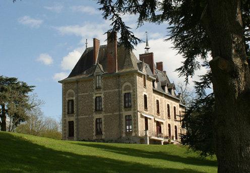 Château Laval - 8 personnes - location vacances  n°2142