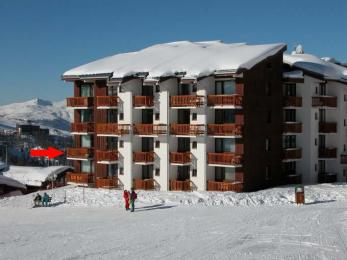 Flat in LA PLAGNE - Vacation, holiday rental ad # 2153 Picture #5