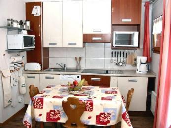 Appartement in La plagne zu vermieten für 4 Personen - Anzeige N°  2153