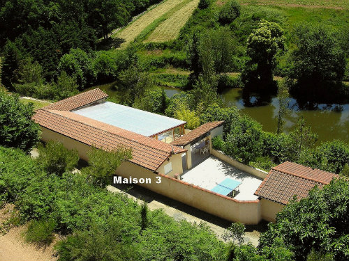 House Les Albres - 8 people - holiday home  #2160