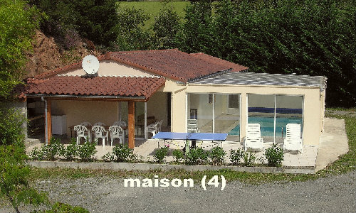 House Les Albres - 6 people - holiday home  #2162