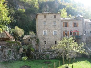 Gite in Sainte Enimie - Vacation, holiday rental ad # 2242 Picture #0