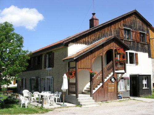 Maison aux fourgs louer pour 4 personnes location n 2295 for Studio a louer yverdon