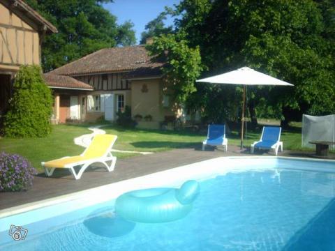 Gite Nogaro - 6 personnes - location vacances  n°2329