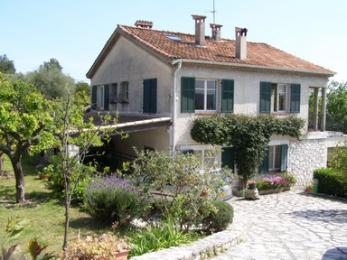 House in Cagnes sur mer - Vacation, holiday rental ad # 2330 Picture #0